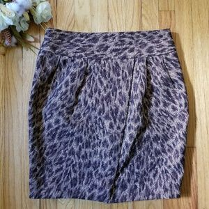 Adrienne Vittadini Leopard Pencil Skirt 12